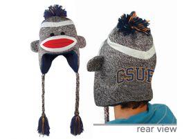 Cal State Fullerton Sock Monkey Hat