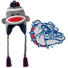 Gonzaga Sock Monkey - Hat