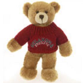 Oklahoma Sooners Sweater Bear