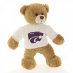 Kansas State Sweater Bear