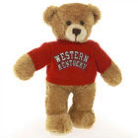 Western Kentucky Sweater Bear