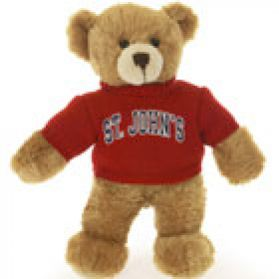 St. John's Sweater Bear