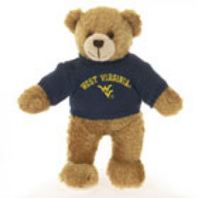 West Virginia Sweater Bear