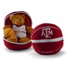 Texas A&M Zipper Basketball