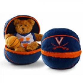 Virginia Zipper Basketball