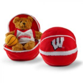 Wisconsin Zipper Basketball