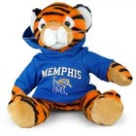 """Memphis Hoodie Tiger  (11"""")"""