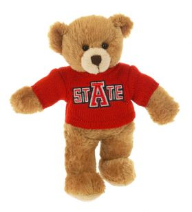 Arkansas State Sweater Bear