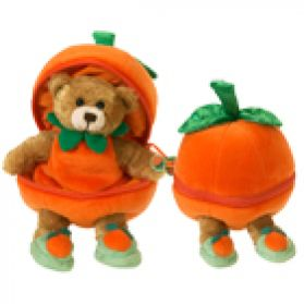 Orange Bear  (8