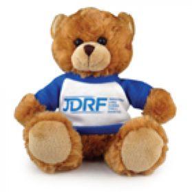 JDRF Logo Bear