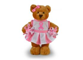 Breast Cancer Cheer Bear, 8