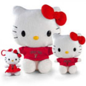 Texas Tech Hello Kitty