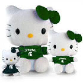 Michigan State Hello Kitty