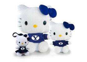 BYU Hello Kitty