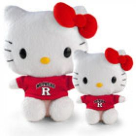Rutgers Hello Kitty