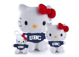 British Columbia Hello Kitty