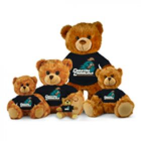 Coastal Carolina Jersey Bear