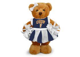Cal State Fullerton Cheerleader Bear
