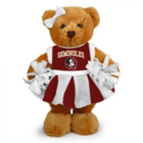 Florida State Cheerleader Bear