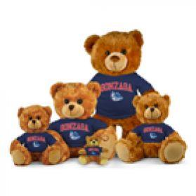 Gonzaga Jersey Bear