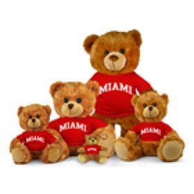 Miami Of Ohio Jersey Bear