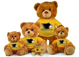Michigan Tech Jersey Bear