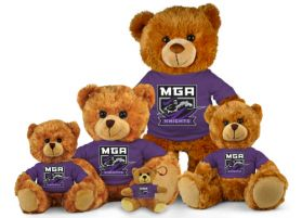 Middle Georgia State Jersey Bear