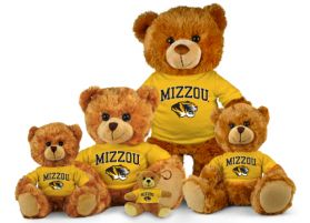 Missouri Jersey Bear