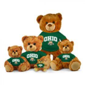 Ohio Univ Jersey Bear