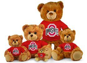 Ohio State Jersey Bear