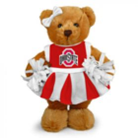 Ohio State Cheerleader Bear