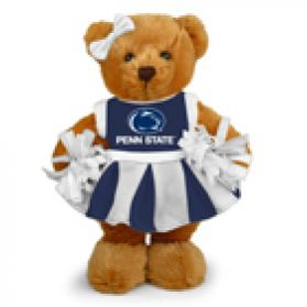 Penn State Cheerleader Bear