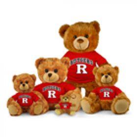 Rutgers Jersey Bear