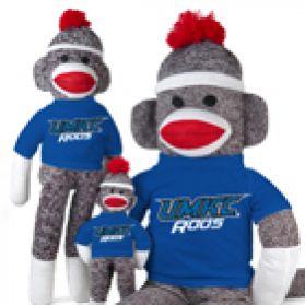 Umkc Sock Monkey