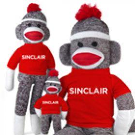 Sinclair Sock Monkey