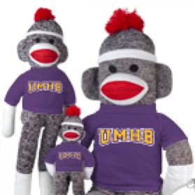 Mary Hardin Sock Monkey
