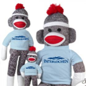 Interlochen Sock Monkey