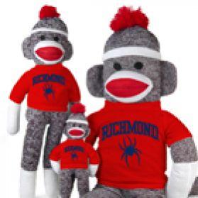 Richmond Sock Monkey