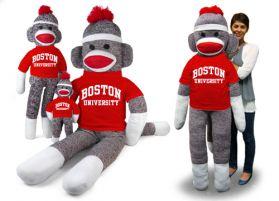 Boston University Sock Monkey