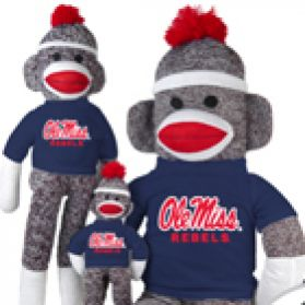Mississippi Sock Monkey