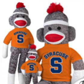 Syracuse Sock Monkey