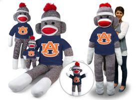 Auburn Sock Monkey