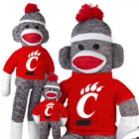 Cincinnati Sock Monkey