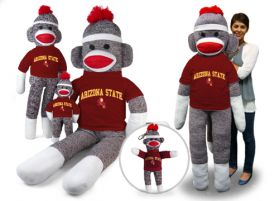 Arizona State Sock Monkey