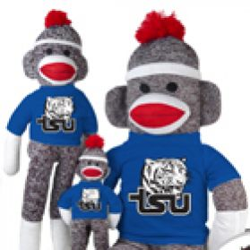 Tennessee State Sock Monkey
