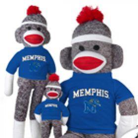 Memphis Sock Monkey