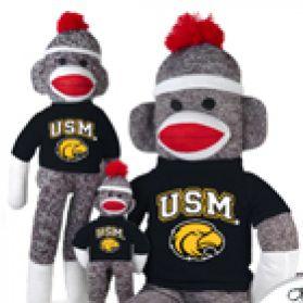 So. Mississippi Sock Monkey
