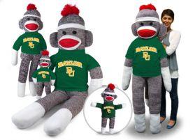 Baylor Sock Monkey