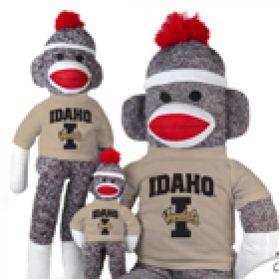 Idaho Sock Monkey