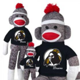 Unc Pembroke Sock Monkey